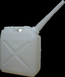 ポリ水缶 20L