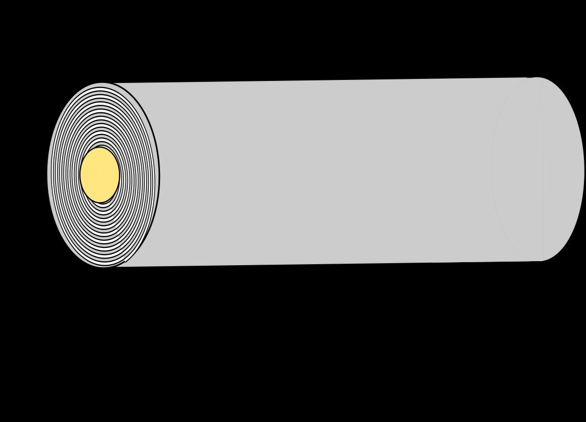 新聞包装機用ラッピングフィルム