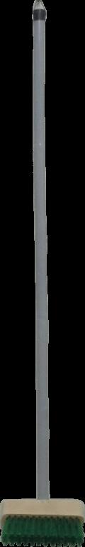 デッキブラシ ナイロン