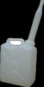 ポリ水缶 5L