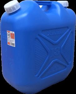 ポリ灯油缶 K-18 18L