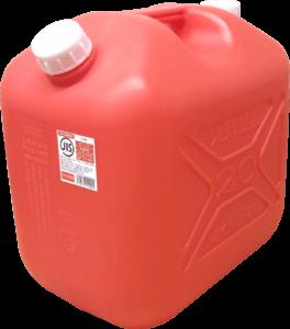 ポリ灯油缶 TAC-20 20L